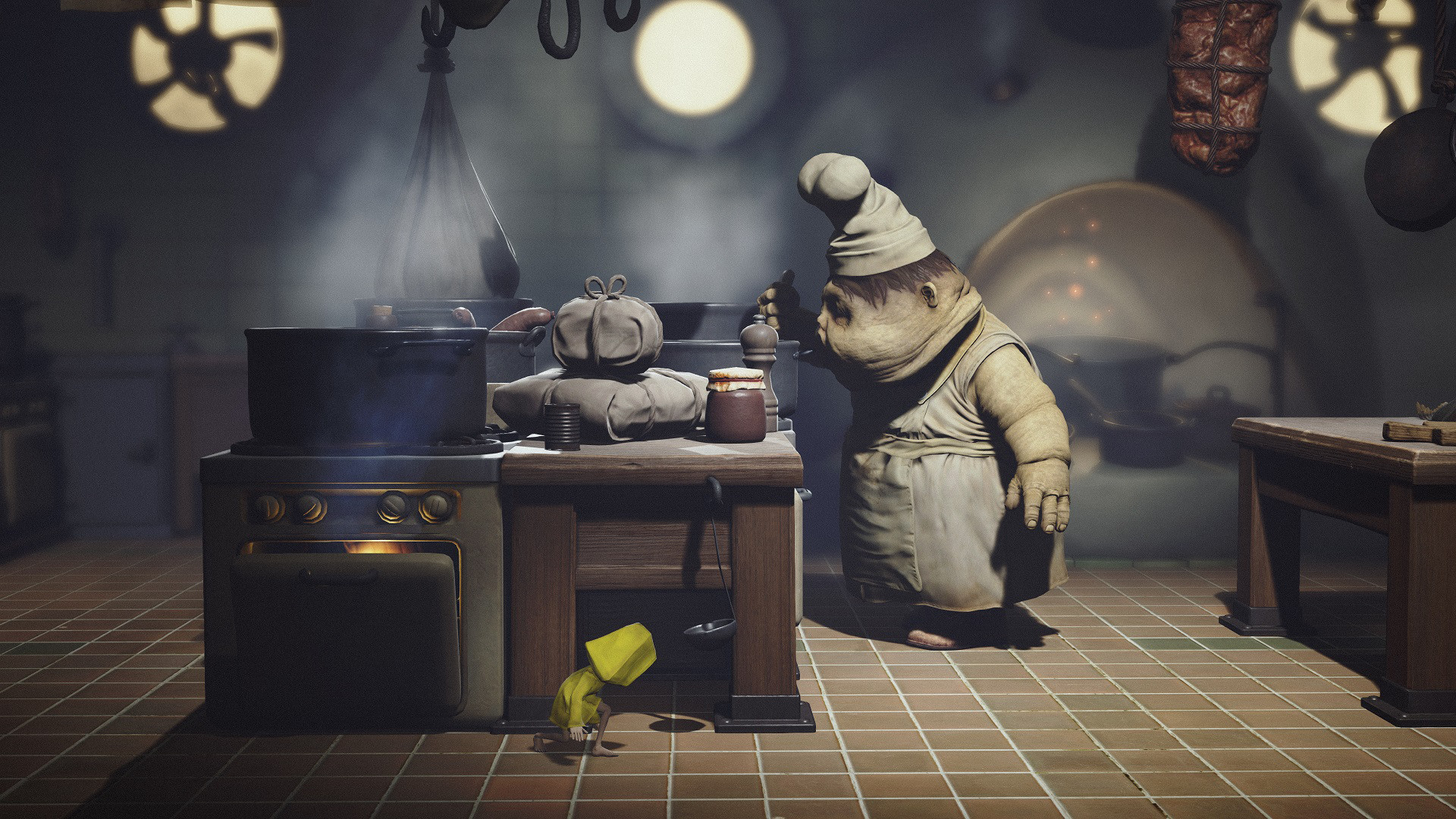 Little Nightmares - Secrets of The Maw Chapter 1-2 (2017) PC | RePack от xatab