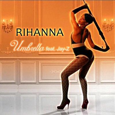 Rihanna feat. Jay-Z - Umbrella (2007) 540p HDTV