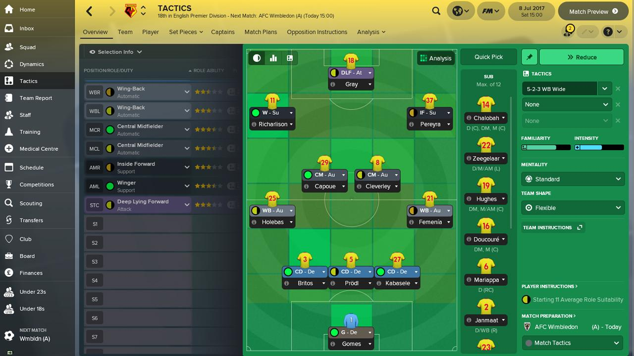 Football Manager 2018 (2017) PC | Лицензия