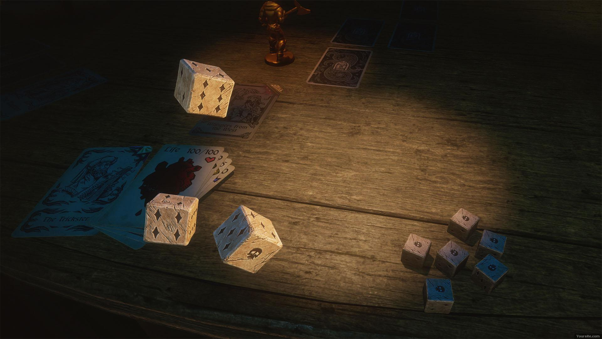 Hand of Fate 2 [v 1.0.10] (2017) PC | Лицензия