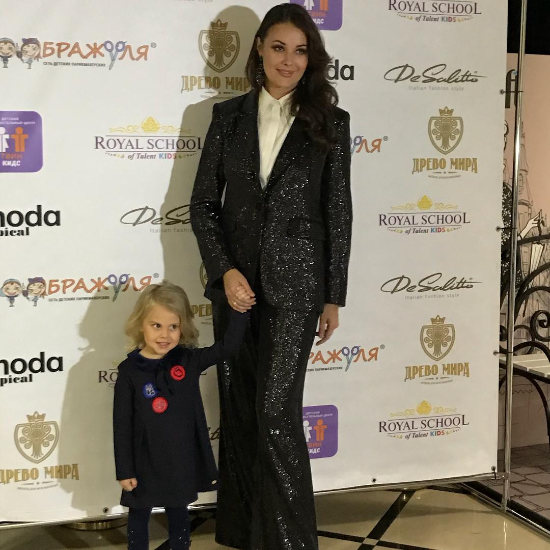 Оксана фёдорова с детьми и мужем фото 2018