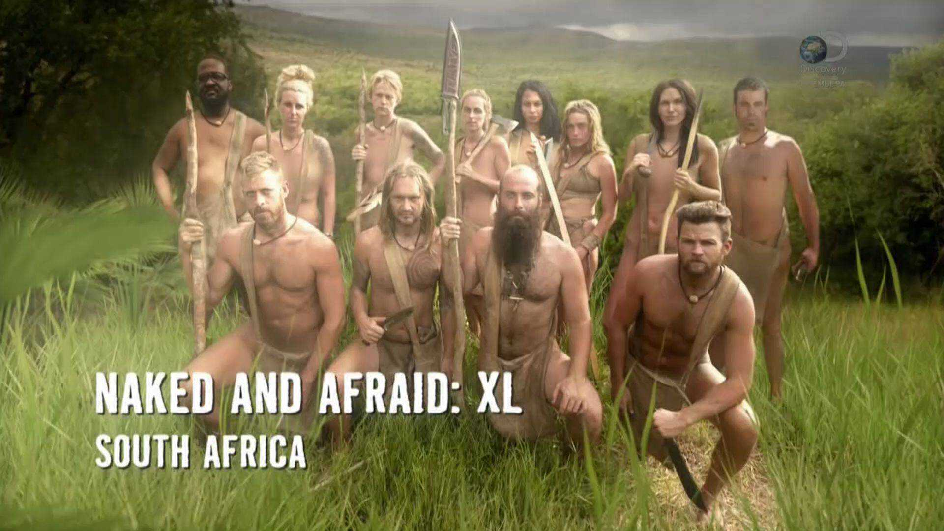 Discovery. Голые и напуганные XL / Naked and Afraid XL [03х01-10 из 11] (2017) HDTV 1080i
