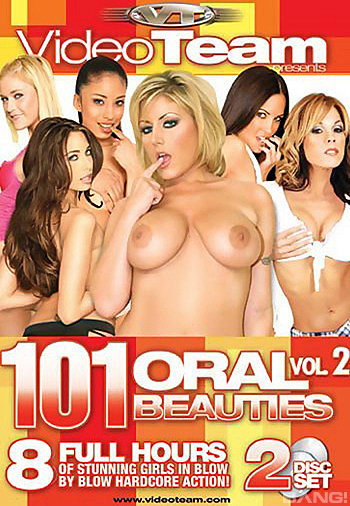 101 Oral Beauties 2 (Video Team) [Blowjob, Oral Sex, Toys, Facial Cumshot, Compilation, Titty Fuck, WEB-DL]