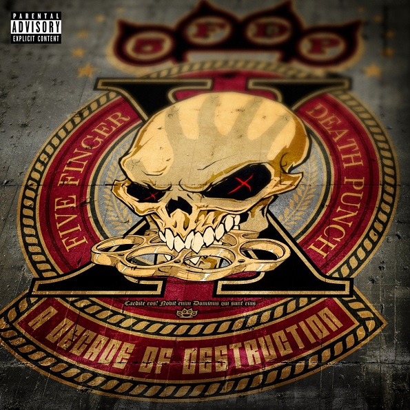 Five Finger Death Punch - A Decade of Destruction (2017) MP3