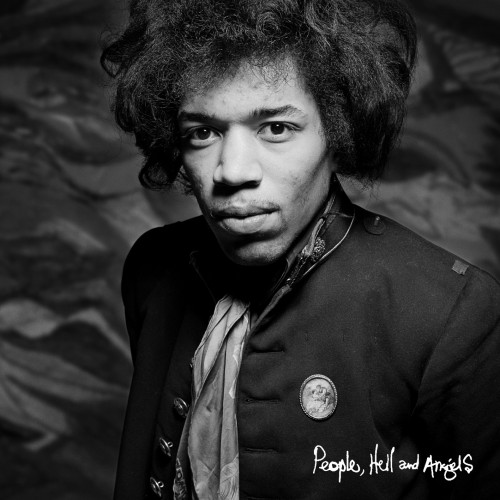 [TR24][OF] Jimi Hendrix - People, Hell And Angels - 2013 (Blues Rock, Hard Rock)