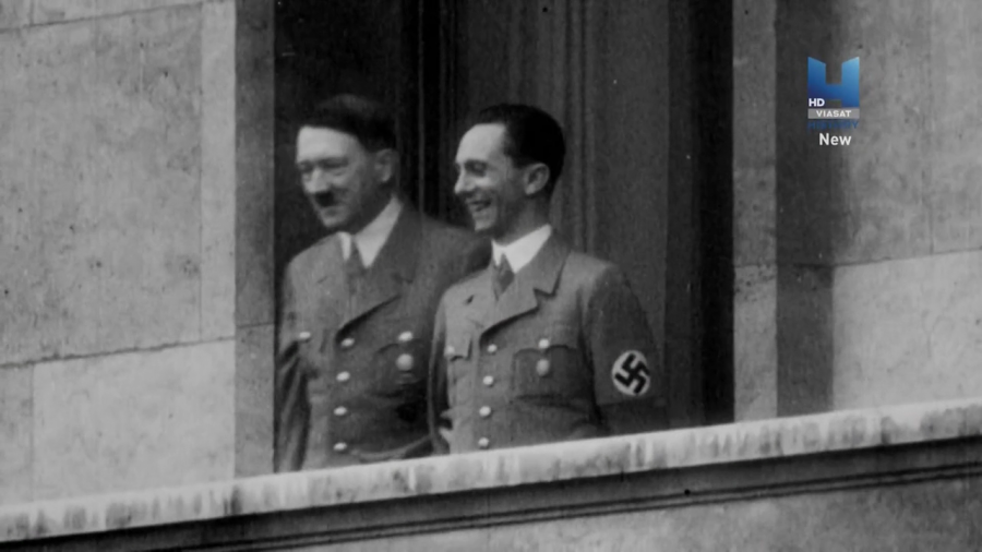 Viasat History. Проект «Наци»: Дьявольский замысел / Project Nazi: Blueprints of Evil [01-02 из 06] (2017) HDTVRip 720р