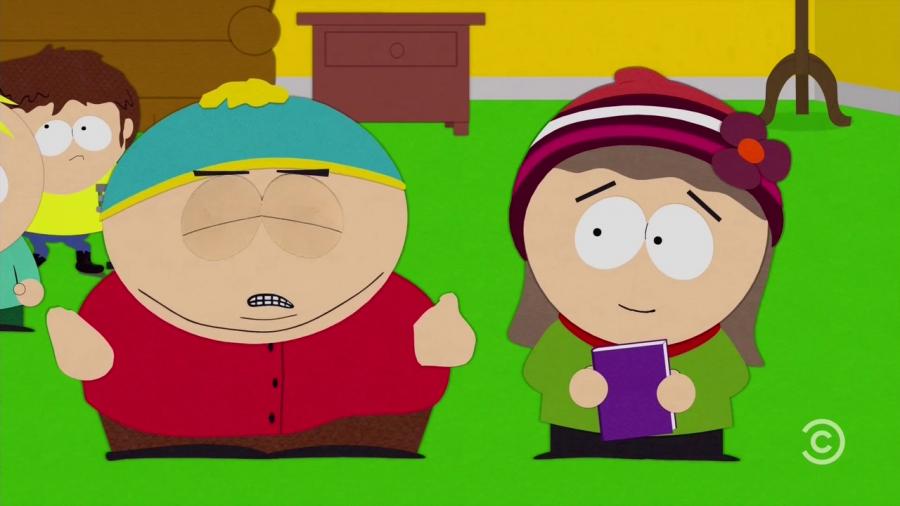 Южный Парк / South Park [S21] (2017) HDTVRip 720p | L0cDoG