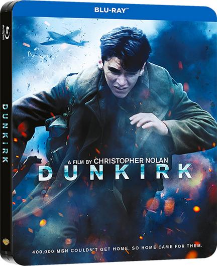 Дюнкерк / Dunkirk (Кристофер Нолан / Christopher Nolan) [2017, Нидерланды, Великобритания, Франция, США, военный, драма, история, BDRip] [IMAX] Dub + Sub (Rus, Eng) + Original Eng