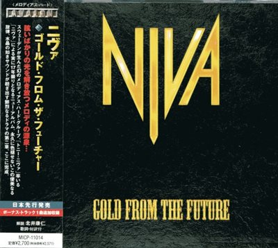 Niva - Gold From the Future [Japanese Edition] (2011) FLAC