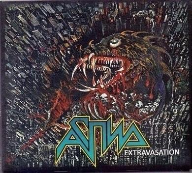 Аспид - Extravasation (1992) Limited Digipak Edition, Reissue, Remaster, 2015, Metal Race [FLAC|Lossless|image + .cue] <Technical Thrash Metal>
