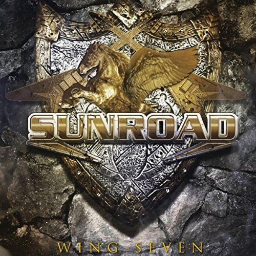 Sunroad - Wing Seven (2017) [MP3 320 Kbps] <Hard Rock>