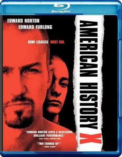 Американская история Х / American History X (1998) BDRemux 1080p | P, A