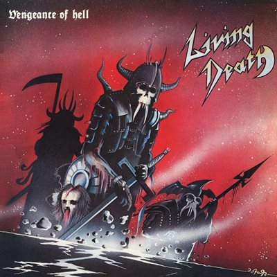 Living Death - Vengeance Of Hell [Reissue] (1984/2007) MP3