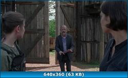 Ходячие мертвецы [Сезон: 8, Серии: 1-8 из 16] (2017) WEB-DLRip от Kaztorrents   КПК   FOX