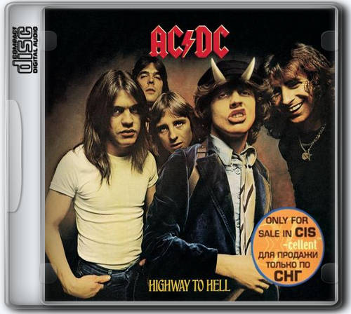 AC/DC - Highway to Hell (1979) X-Cellent only for sale in CIS, 2003 [FLAC|Lossless|image + .cue] <Hard Rock>