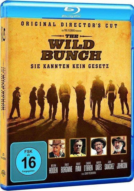 Дикая банда / The Wild Bunch (1969) BDRip [H.265/1080p] [10-bit]