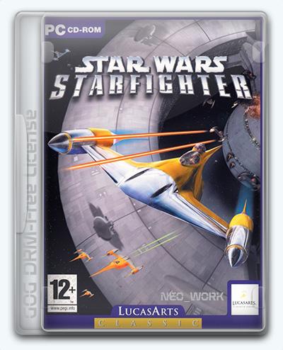Star Wars: Starfighter (2002) [En/Sp/It] (1.0) License GOG