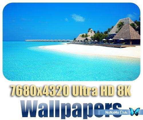 Обои - Ultra HD 8K Wallpapers 71 [JPG]