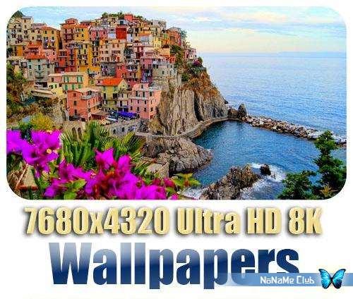 Обои - Ultra HD 8K Wallpapers 73 [JPG]