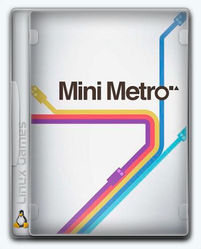 (Linux) Mini Metro (2015) [Ru/Multi] (gamma 34) License GOG