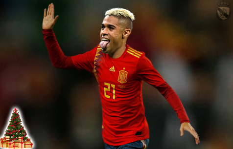 Лопетеги подтвердил, что Мариано может сыграть за сборную Испании на чемпионате мира