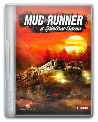 Spintires: MudRunner [Update 4] (2017) PC | RePack