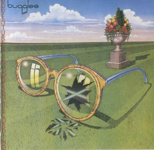 Buggles - Adventures In Modern Recording (1981) Reissue, 1997, Japanese Edition, Flavour [FLAC|Lossless|image + .cue] <Synth-pop>