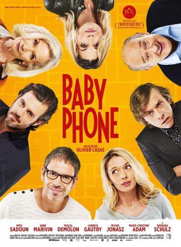 Радионяня / Baby Phone (2017) WEB-DLRip [MVO] [AD]
