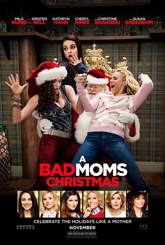 A Bad Moms Christmas 2017 1080p WEB-DL X264 AC3-EVO