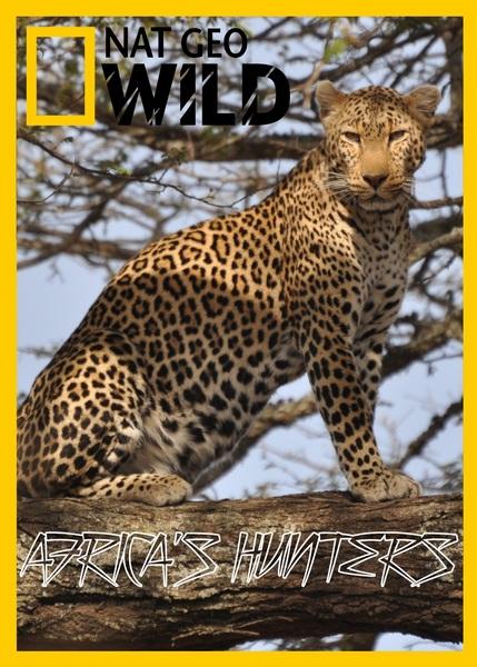 Африканские охотники / Africa's Hunters [01-06] (2017) HDTVRip 1080p   D