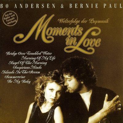 Bo Andersen & Bernie Paul - Moments In Love (1989) FLAC