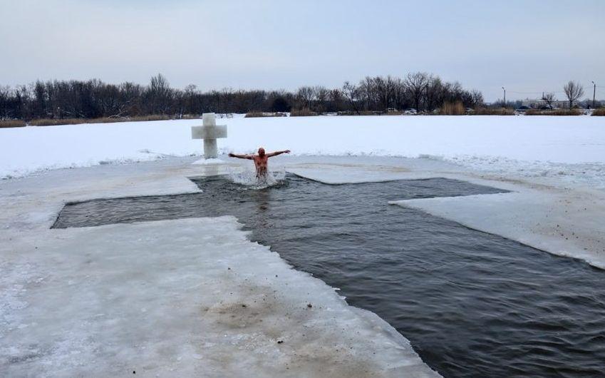 На Крещение в Донецке в 2018 году будут открыты девять мест.