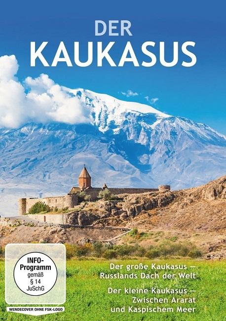 Кавказ / Der Kaukasus (2014-2016) BDRip 1080p | D