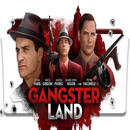 Земля Гангстеров / Gangster Land / In the Absence of Good Men  (2017) BDRemux [H.264/1080p] [EN / EN Sub]