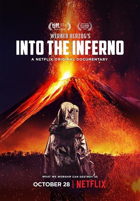 В самое пекло / Into the Inferno (2016) WEBRip 720p   L