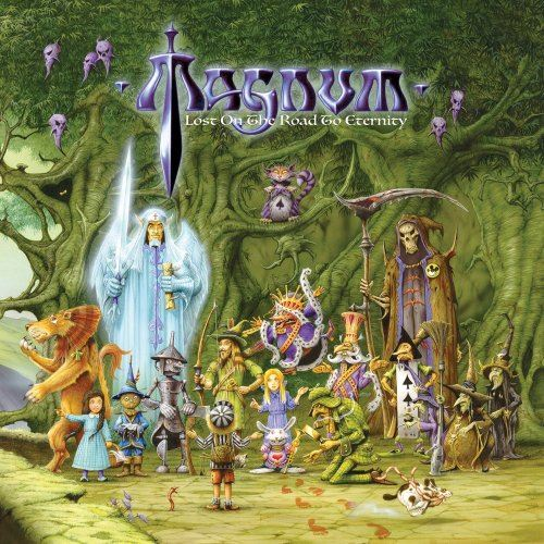 Magnum - Lost on the Road to Eternity (2018) [MP3|320 Kbps] <Hard Rock>