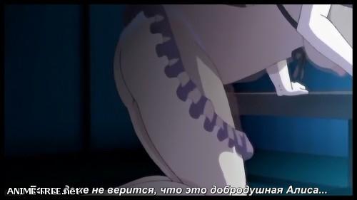 Katainaka ni Totsui de Kita Russia Musume to H Shimakuru Ohanashi [Ep.1-3] [JAP,RUS] [720p] Anime Hentai
