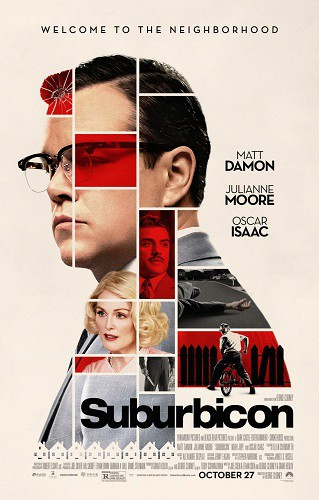 Suburbicon 2017 READNFO HDRip XviD AC3-EVO