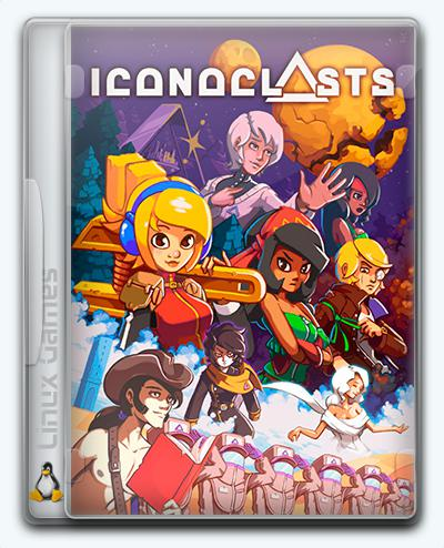 (Linux) Iconoclasts (2018) [Multi] (1.14h) License GOG