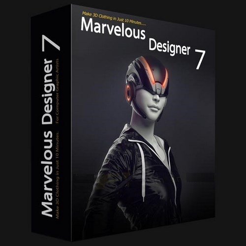 Marvelous Designer 7 Personal 3.2.95.27369