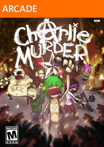 [XBOX360] Charlie Murder[XBLA / FREEBOOT / RUS]