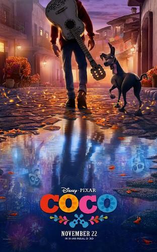 Coco 2017 720p HDRip X264 AC3-EVO