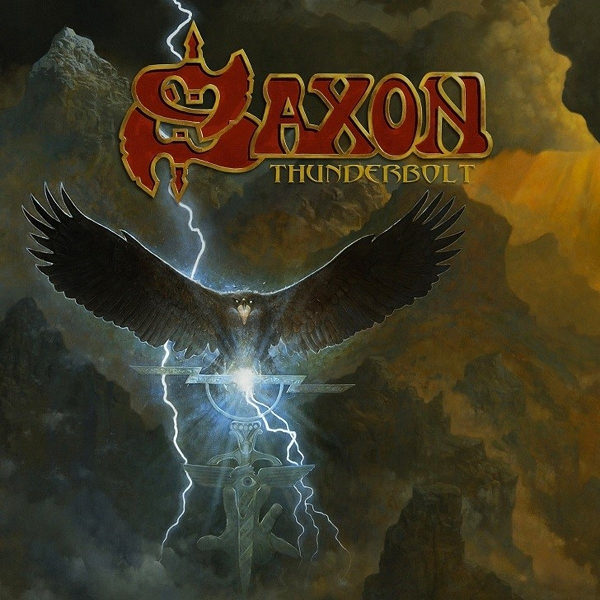 Saxon - Thunderbolt (2018) MP3