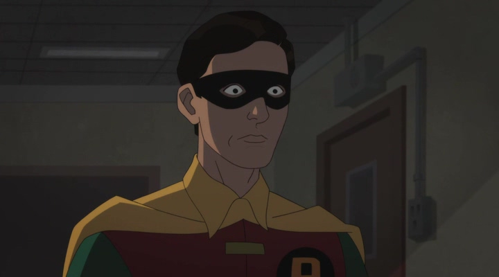 Бэтмен против Двуликого / Batman vs. Two-Face (2017/HDRip), L