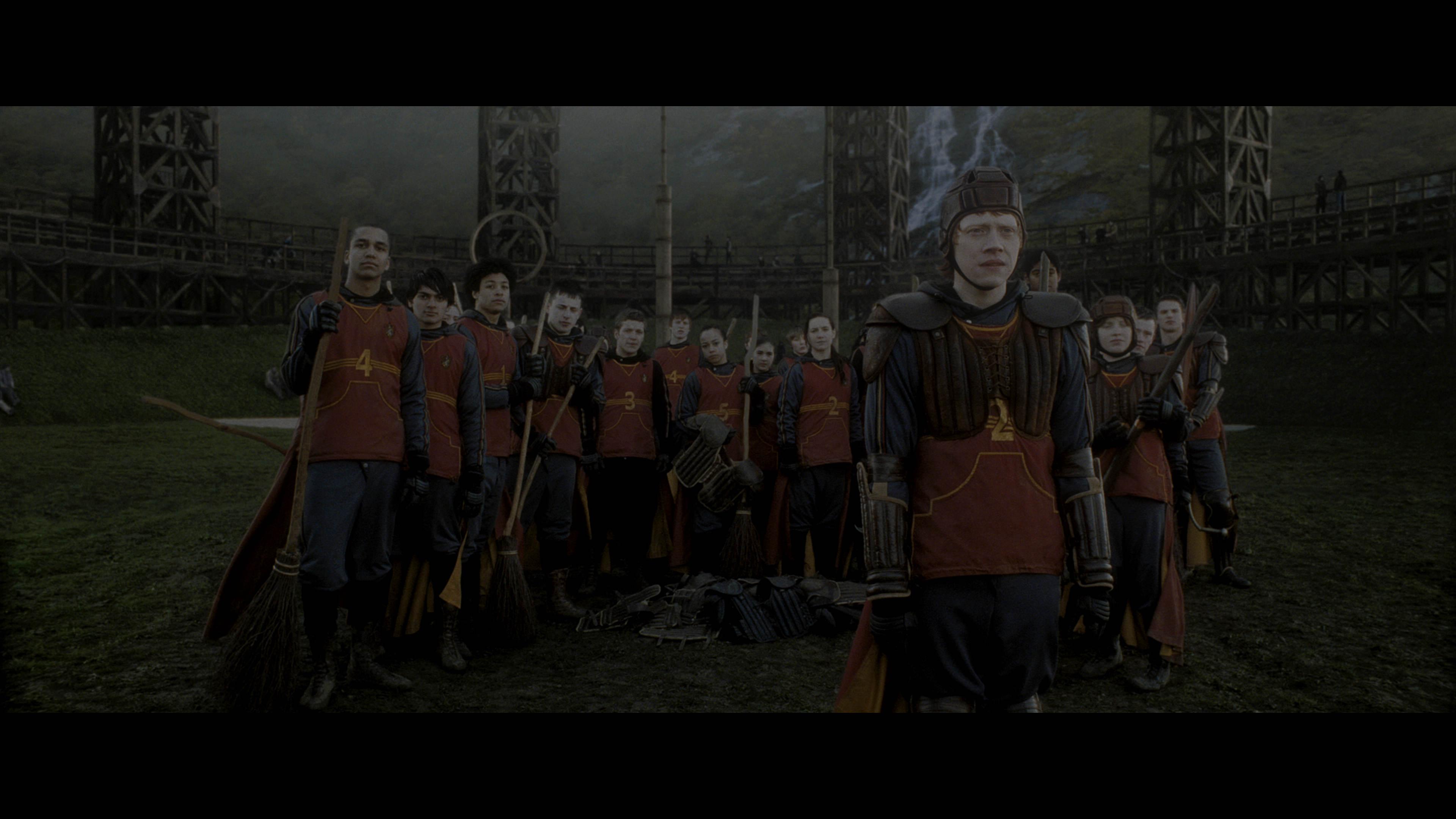 Гарри Поттер и Принц-полукровка / Harry Potter and the Half-Blood Prince (2009/BDRemux) 2160p, 4K, HDR, D, P2, A
