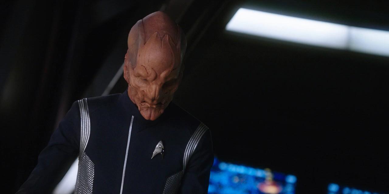 Звёздный путь: Дискавери / Star Trek: Discovery [01х01-14 из 15] (2017) WEBRip 720p