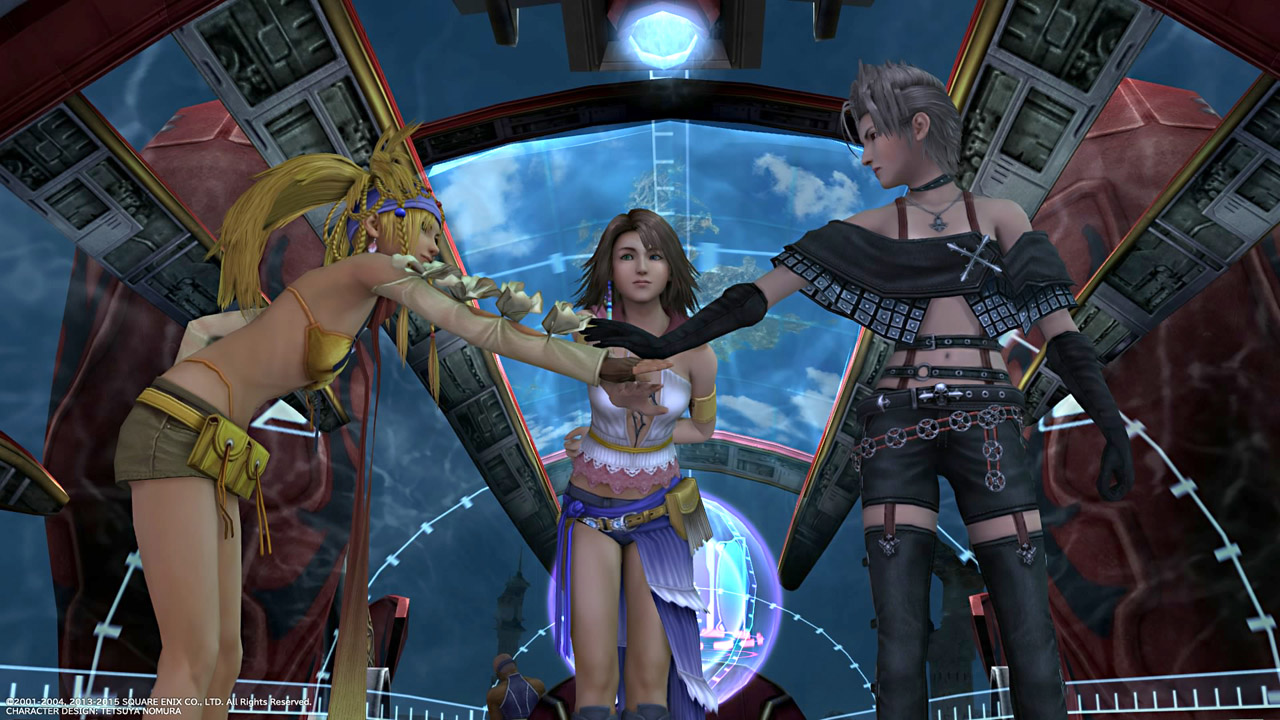 FINAL FANTASY X/X-2 HD Remaster (2016) PC