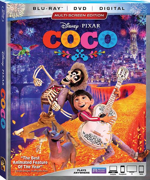 Тайна Коко/Coco