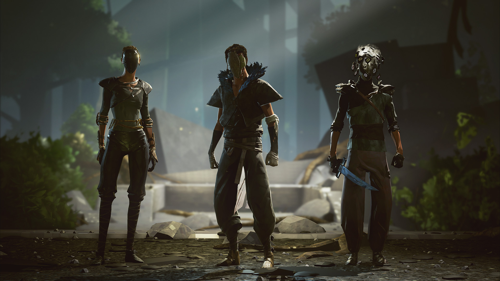 Absolver: Deluxe Edition [v 1.26.494 + 2 DLC] (2017/PC/Русский), RePack от R.G. Catalyst