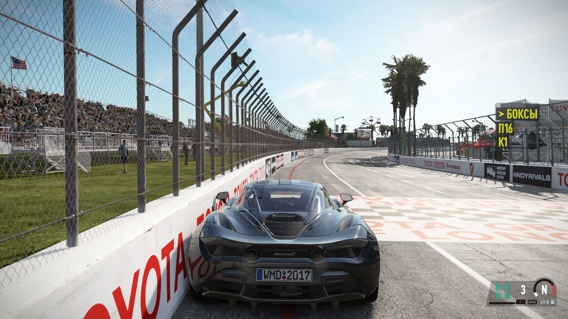 Project CARS 2: Deluxe Edition [v 4.0.0.0] (2017) PC